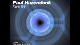 Paul Hazendonk - Slack Tide
