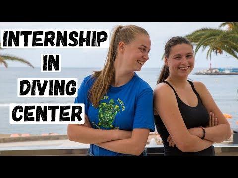 Internship job in Dive Center