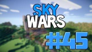 SkyWars #45 - Крутые убийства! ЖЁСТКИЙ FAIL :(