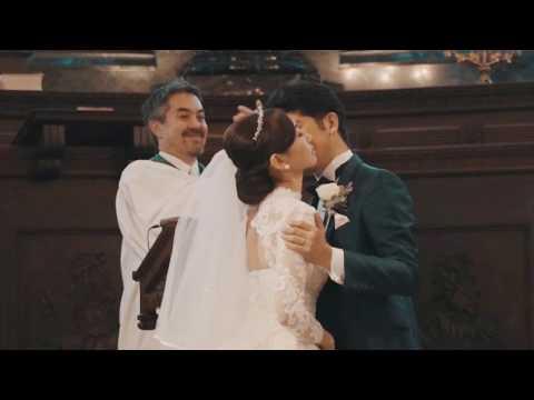 [Wedding] Masanao × Haruka - ロイヤルチェスター福岡 - 1分で振り返るウェディングビデオ