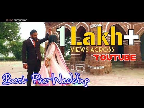 Kangni | Rajvir Jawanda| BEST Pre wedding ever |Mandeep & Kamalpreet song Latest Punjabi Song 2017