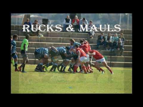 Andre Kruger – 2017 Rugby Video – Loose Forward (Flanker)