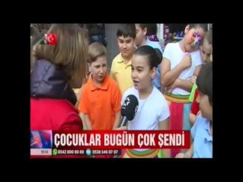 STAR TV - BAĞCILARLI 23 ÇOCUK 23 NİSAN'DA HELİKOPTER İLE İSTANBUL TURU ATTI