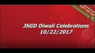 2017 Jain Society of Greater Detroit Diwali Day Celebrations Video