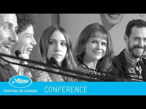 CHRONIC -conférence- (vf) Cannes 2015