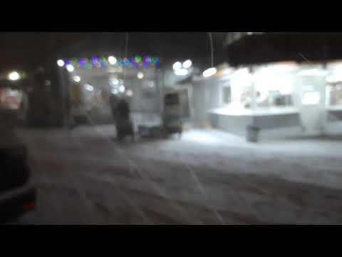 Лианозово большой снег