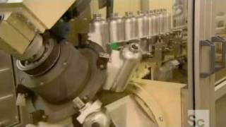 Sigg Water Bottles - How its Made