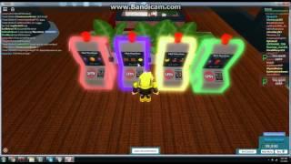Roblox The Plaza Beta: Jackpot! x3 Big Win!