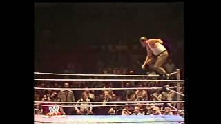 Sgt.Slaughter vs. Pat Paterson- Alley Fight-5/4/81