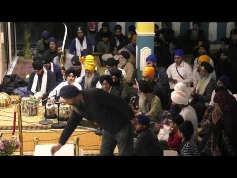 Rehansbhai Kirtan LIVE- Gurdwara Park Avenue