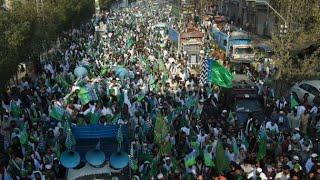 JASHAN-EID-MILAD-UN-NABI ||Rally || in telangana (sangareddy)