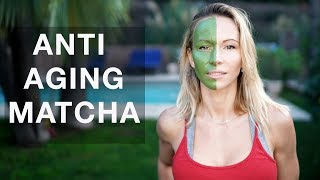 Anti Aging Matcha - Coffee Talk with Z and this week's ZGYM Workouts