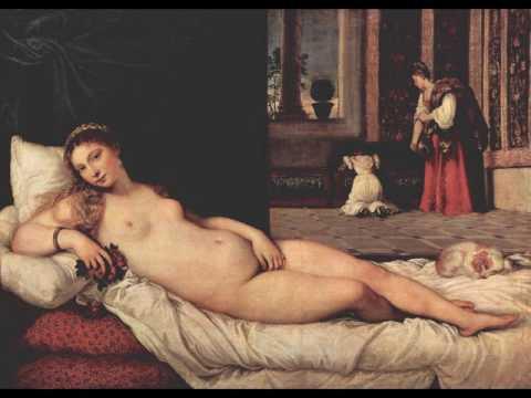 Titian; Venus of Urbino - YouTube