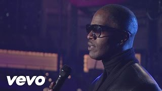 Jamie Foxx - Fall For Your Type (Live on Letterman)