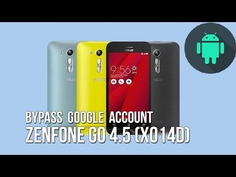 Mengatasi Lupa Password Google Asus Zenfone Go X014d Tanpa Pc Youtube