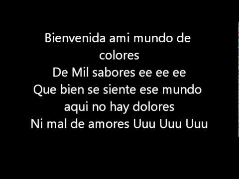 Arcangel   Mundo De Colores Lyrics (letras) Original