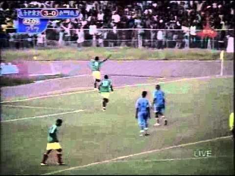 Ethiopia 5 - 0 Somalia (FIFA WC 2014 qualifier)
