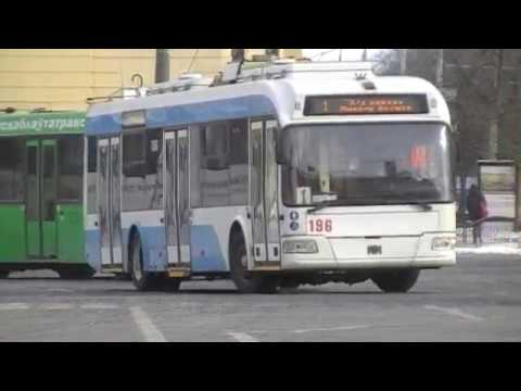 Водители общественного транспорта Витебска жалуются на состояние Привокзальной площади