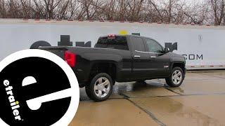 Air Lift LoadLifter 5000 Air Helper Springs Installation - 2016 Chevrolet Silverado 1500