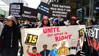 Maximum Rage for Minimum Wage Backfires on Protesters