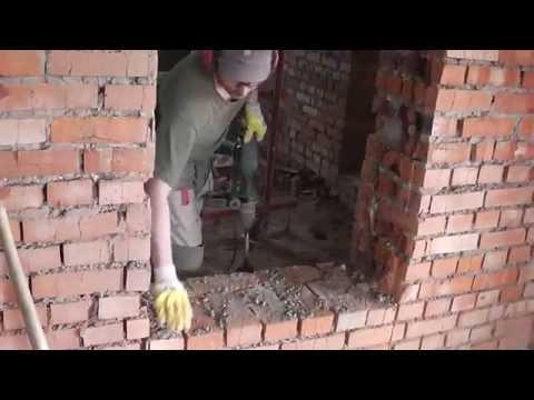 Треснула стена дома из пеноблока что делать: чем заделать ...