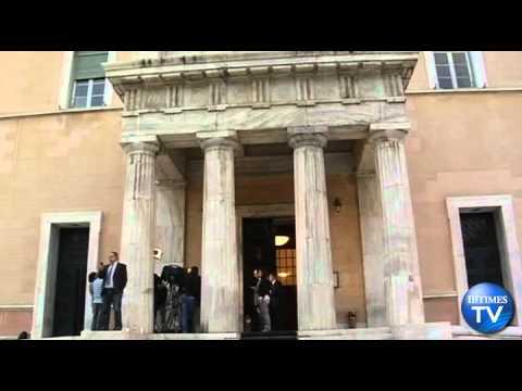 Greece's Evangelos Venizelos: Talks Are Good Omen For Coalition