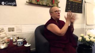 Ven. Robina Courtin - The Psychology of Transformation: Understanding Buddhist Tantra - 1
