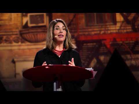 How shocking events can spark positive change | Naomi Klein