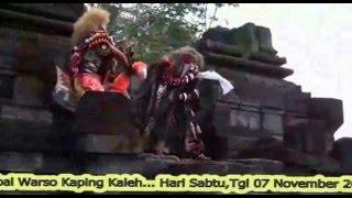 Leak Merapi 1