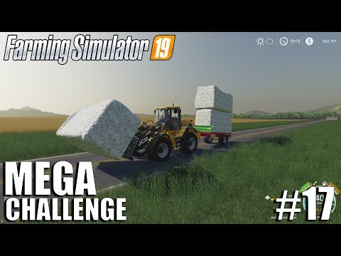 MEGA Equipment Challenge | Timelapse #17 | Farming Simulator 19 thumbnail