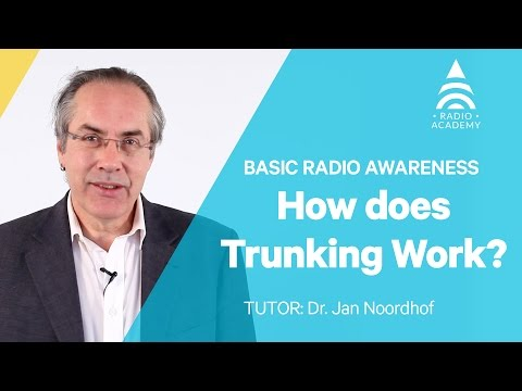 3.4 How Does Trunking Work? | Basic Radio Awareness | Tait Radio Academy