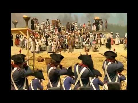 The Champ de Mars massacre - French Revolution