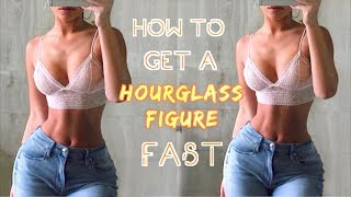 HOW TO GET A HOURGLASS FIGURE IN 3 DAYS! (SUMMER BODY WORKOUT)