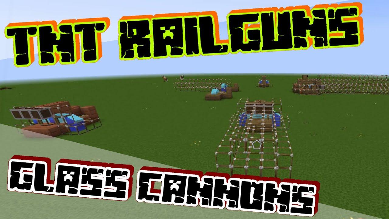 Worksheet. Minecraft TNT Railguns  Glass cannons Man cannon and shotgun