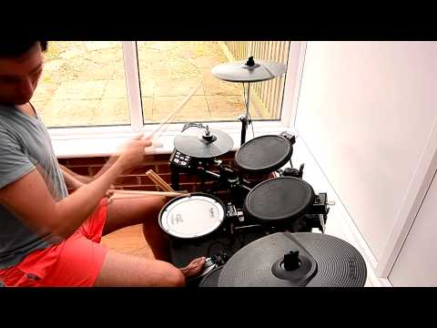 Mike Oldfield-Moonlight Shadow Hd Roland V-drums