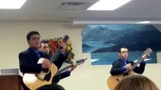 Jóvenes de la Iglesia de Kentucky