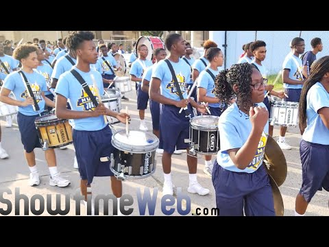 Marching In - SU Southern University Band Camp 2018