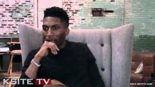 The Originals On Set: Yusuf Gatewood (Vincent aka Finn)