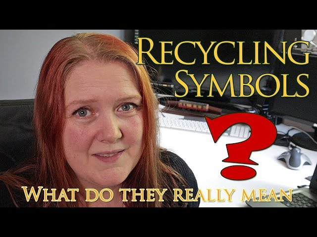 Recycling Symbols - What Do They Mean?