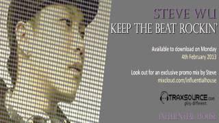 Steve Wu - Keep The Beat Rockin
