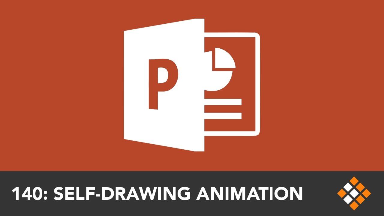 Self Drawing Line Animation in PowerPoint | Everyday Office 030