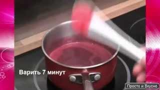 Как приготовить желе из смородины и крыжовника