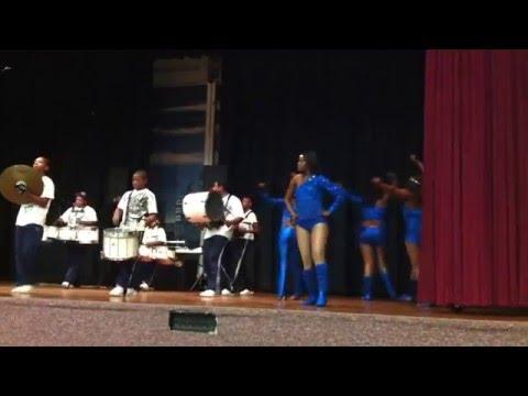 #007 Baby Blue Drumline.MOV