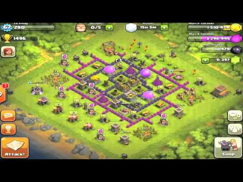 Clash Of Clans - Clan Update #7 New Donation Limit