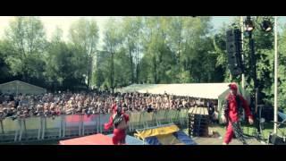 Rackartygarna - Huddinge 100 000