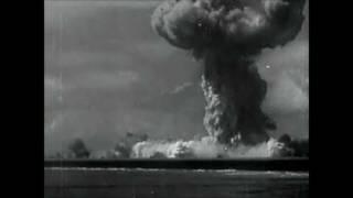 Nuclear Ordnance Testing in the Bikini Atoll