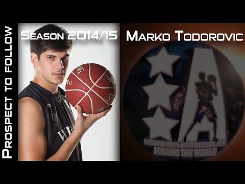 Prospect to follow: Marko Todorovic '92  Bilbao Basket