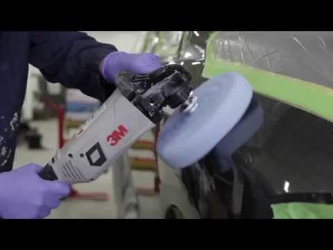 3m improved foam buffing pads
