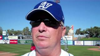 Las Vegas 51s manager Marty Brown