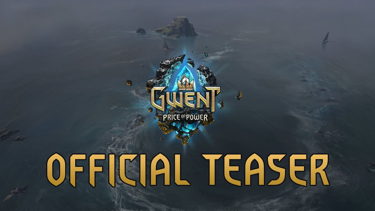 GWENT: Price of Power   EP2: Thanedd Coup   Teaser Trailer